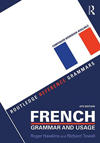 French Grammar and Usage  4th 2015 (Revised) edition cover