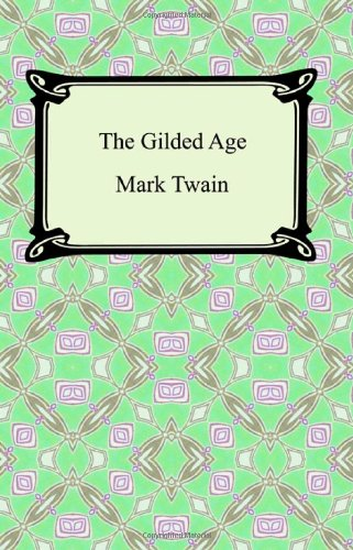 Gilded Age  N/A edition cover