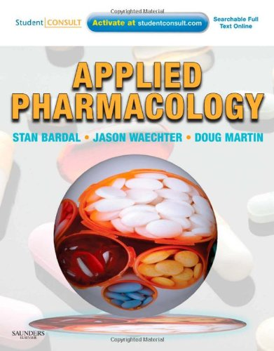 Applied Pharmacology With STUDENT CONSULT Online Access  2011 9781437703108 Front Cover
