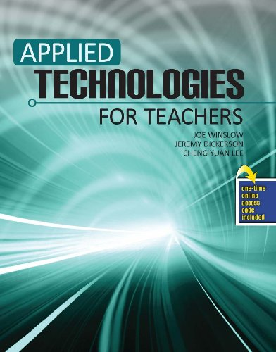 Applied Technologies for Teachers  Revised  edition cover
