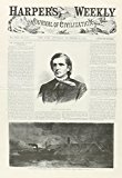 Harper's Weekly November 19 1864  N/A 9781557098108 Front Cover
