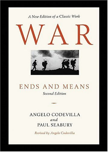 War Ends and Means 2nd 2004 edition cover