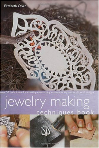 Jewelry Making Techniques Book   2001 edition cover