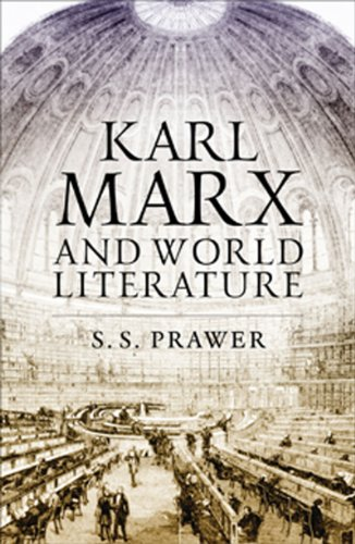 Karl Marx and World Literature  2nd edition cover
