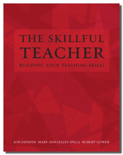 Skillful Teacher Building Your Teaching Skills 6th 2007 edition cover