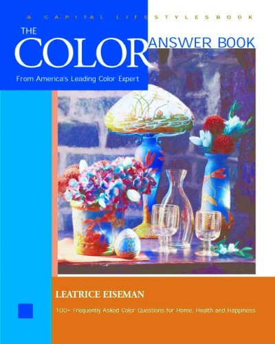 Color Answer Book From the World's Leading Color Expert  2005 9781933102108 Front Cover
