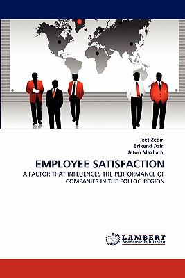 Employee Satisfaction N/A 9783838397108 Front Cover