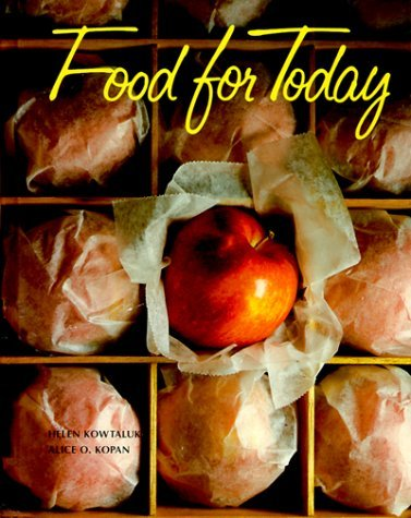 Food for Today 4th edition cover