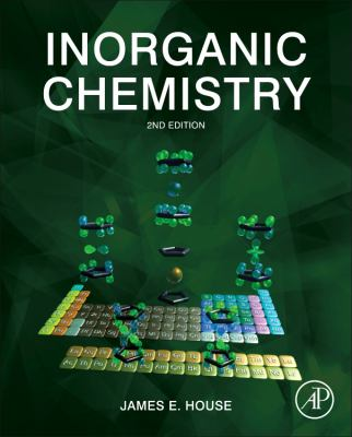 Inorganic Chemistry  2nd 2012 edition cover