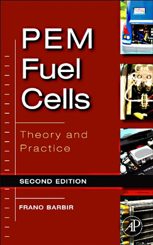 PEM Fuel Cells Theory and Practice 2nd 2011 edition cover