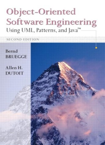 Object-Oriented Software Engineering Using UML, Patterns and Java 2nd 2004 9780130471109 Front Cover
