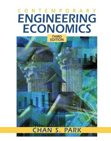 Contemporary Engineering Economics  3rd 2002 edition cover