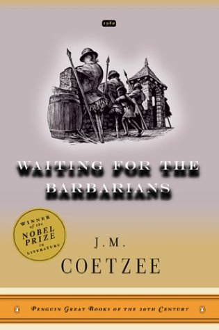 Waiting for the Barbarians   2002 edition cover
