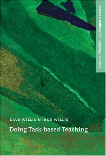 DOING TASK-BASED TEACHING   2007 edition cover