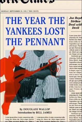 Year the Yankees Lost the Pennant   2004 edition cover