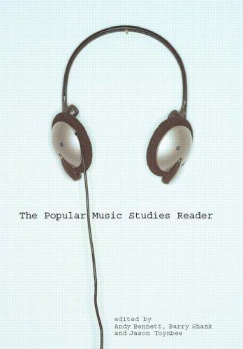 Popular Music Studies Reader   2005 edition cover
