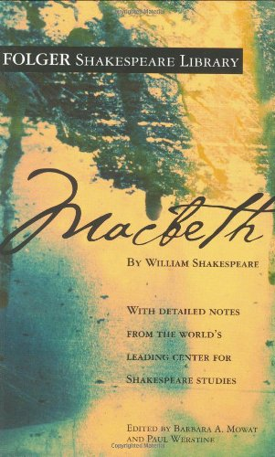 Macbeth   1992 9780743477109 Front Cover