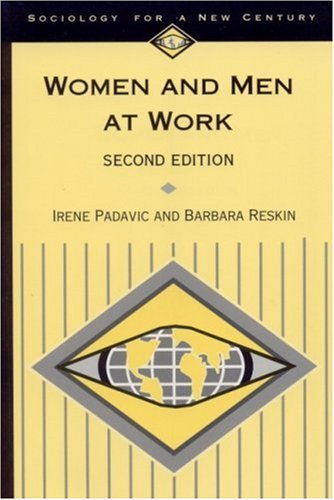 Women and Men at Work  2nd 2002 (Revised) edition cover