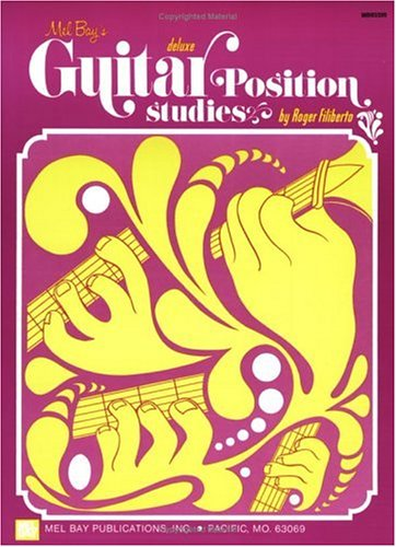 Mel Bay's Deluxe Guitar Position Studies  N/A edition cover