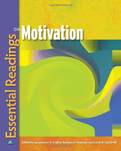 Essential Readings on Motivation   2010 edition cover
