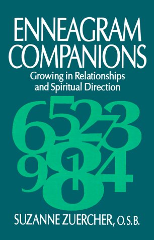 Enneagram Companions : Growing in Relationships and Spiritual Direction Reprint  9780967907109 Front Cover