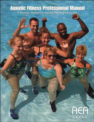 Aquatic Fitness Professional Manual - 5th Edition  5th 2006 edition cover