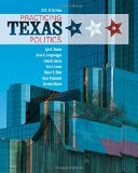 Practicing Texas Politics + Mindtap Political Science Access Card:   2015 9781285853109 Front Cover