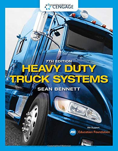 Heavy Duty Truck Systems:   2019 9781337787109 Front Cover