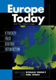 Europe Today A Twenty-First Century Introduction 5th 2014 edition cover