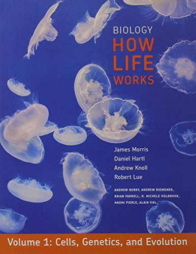 BIOLOGY:HOW LIFE WORKS,VOL.1-W/ACCESS   N/A edition cover