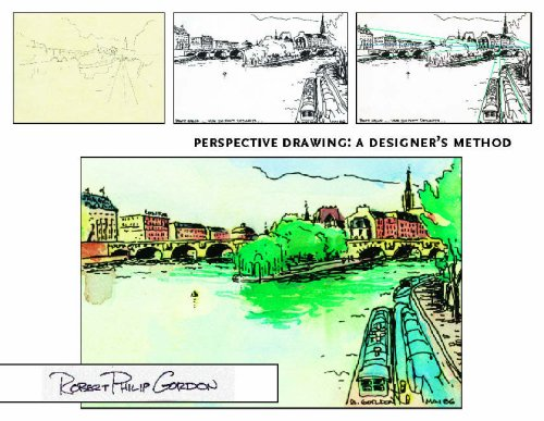 Perspective Drawing A Designer's Method N/A edition cover