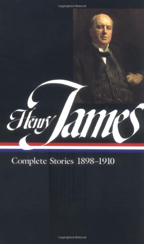 Henry James Complete Stories, 1898-1910  1996 edition cover