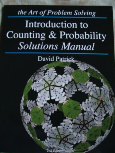 Introduction to Counting and Probability 2nd 2007 edition cover