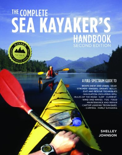 Complete Sea Kayakers Handbook  2nd 2011 edition cover