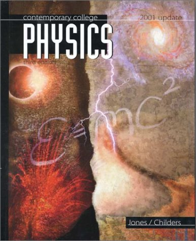 Contemporary College Physics  3rd 2001 edition cover