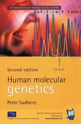 Human Molecular Genetics  2nd 2002 (Revised) 9780130428110 Front Cover