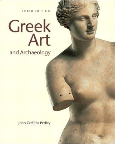 Greek Art and Archaeology 3rd 2003 edition cover