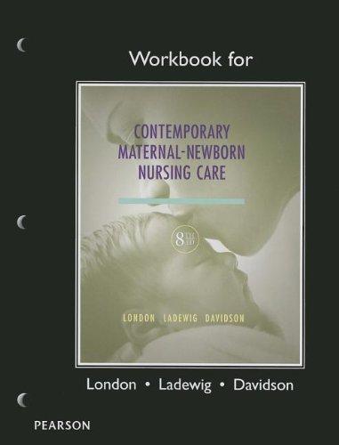 Contemporary Maternal-Newborn Nursing: 8th 2013 edition cover
