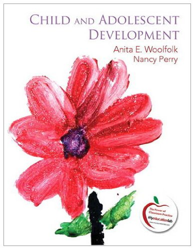 Child and Adolescent Development   2012 (Revised) edition cover