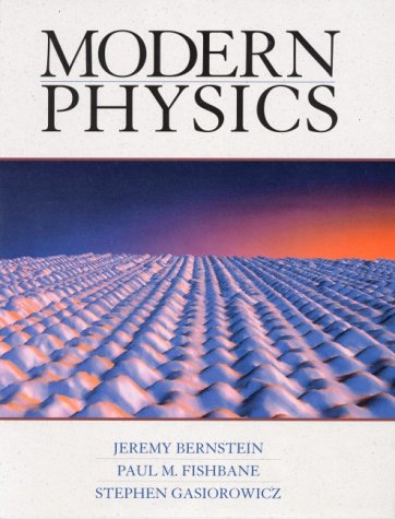 Modern Physics   2000 edition cover