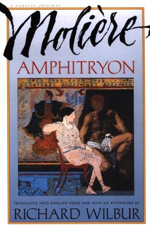 Amphitryon   1995 edition cover