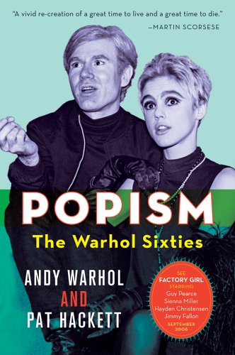POPism The Warhol Sixties  1980 edition cover
