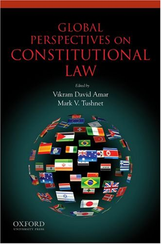 Global Perspectives on Constitutional Law   2008 edition cover