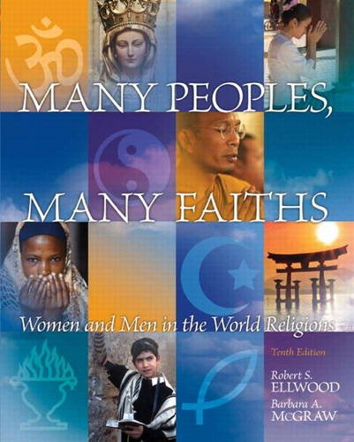 Many Peoples, Many Faiths  10th 2014 edition cover