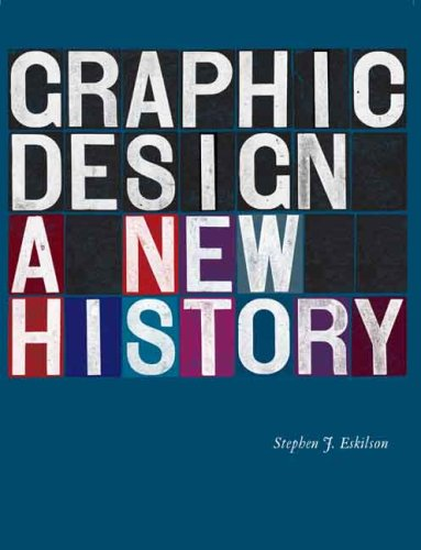 Graphic Design A New History  2007 edition cover