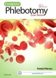 Complete Phlebotomy Exam Review  2nd 2016 edition cover