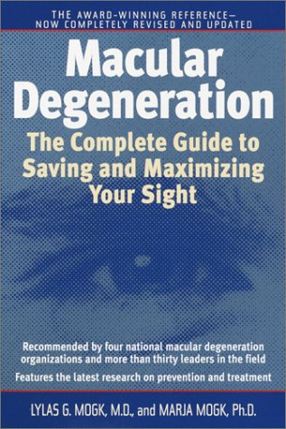 Macular Degeneration  2nd 2003 edition cover