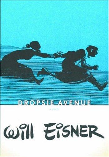 Dropsie Avenue   2006 edition cover
