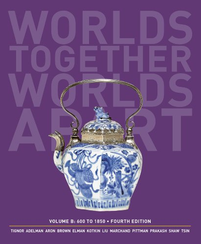 Worlds Together, Worlds Apart: A History of the World: 600 To1850  2013 edition cover
