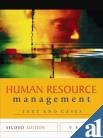 Human Resource Management  2010 9780470733110 Front Cover